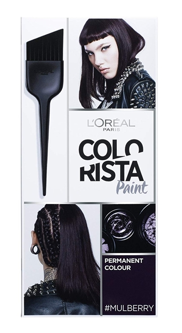 LOREAL COLOR MULBERRY HAIR