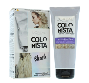 LOREAL HAIR KIT BLEACH