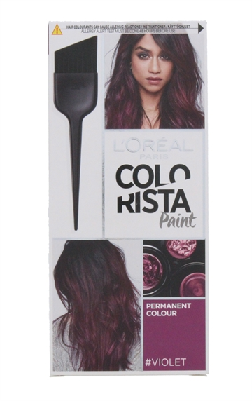 L'OREAL COLORISTA HAIR MAKE-UP COLOR VIOLET 13 HAIR
