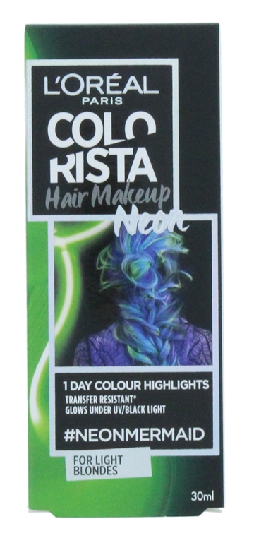 L'OREAL COLORISTA HAIR MAKE-UP MERMAID 30ML