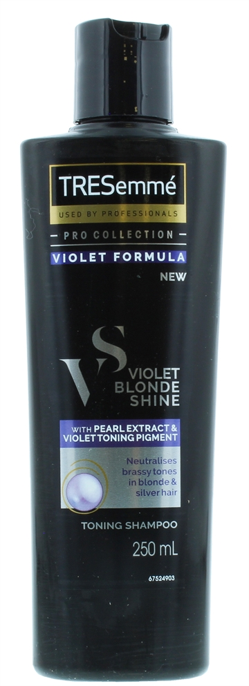 Tresemme 250ml Shampoo Violet Blonde Shine