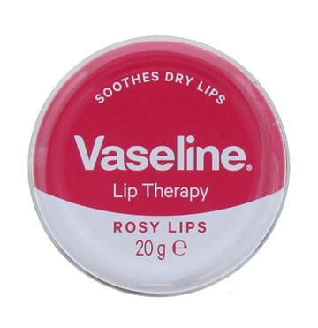 VASELINE 20G LIP THERAPY PETROLEUM JELLY ROSY LIPS