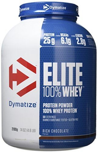 Dymatize Elite Whey - 2100g - rich chocolate