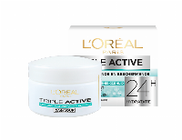 L'Oréal Paris Skin Expert Triple Active dagkräm Blandhy, Normal hud 50 ml