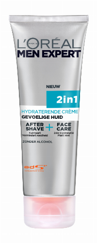 L'Oreal Paris Men Expert Hydra Sensitive 2 in 1