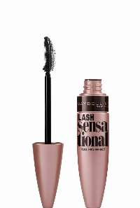 Maybelline Lash Sensational - Black -Mascara ögonfransmascara 9,5 ml