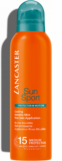 Lancaster Sun Sport Cooling Invisible Mist SPF15 200ml