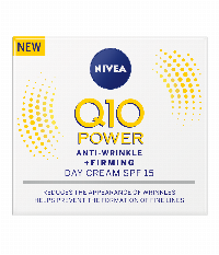Nivea Day Cream - Q10 Power Anti-Wrinkle SPF15 50 ml
