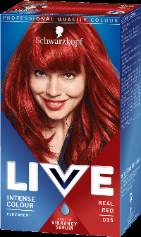 Live Color Real Red 35