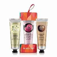 The Body Shop Trio handkräm Kvinna 30 ml