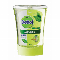 Dettol Flytande Tvål Refill 250 ml 1 styck - Green Tea and Ginger