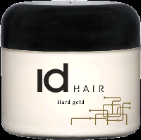 IdHAIR Hard Gold hårvax 100 ml