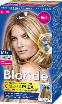 Schwarzkopf Blonde Easy Highlights hårfärg Blond