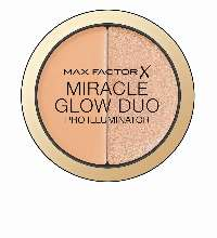 Max Factor Miracle Glow Illuminator Duo #020 Medium 11 gr