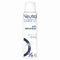 Neutral deodorant Spraydeodorant 150 ml